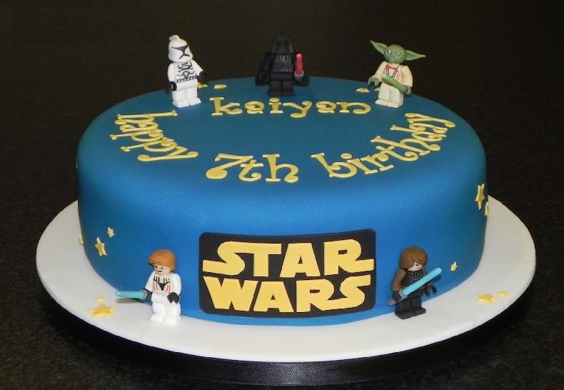 torte a tema star wars
