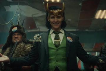 Loki primo trailer