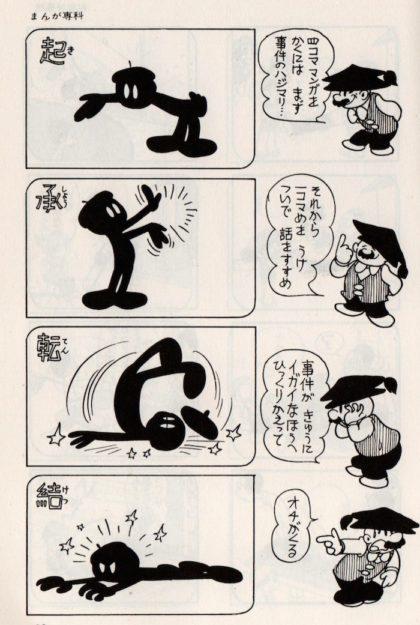 Manga Yonkoma