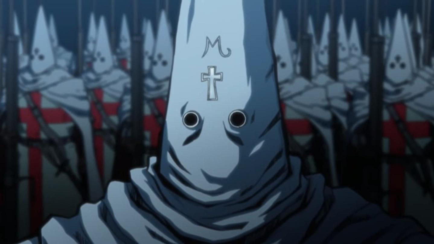 Manga religione occidentale 1