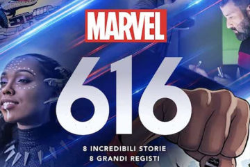 Marvel 616 trailer