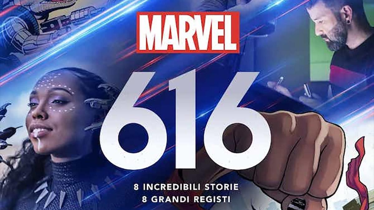 Marvel 616 trailer