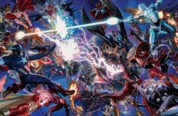 Avengers Secret Wars russo