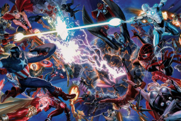 Avengers Secret Wars russo