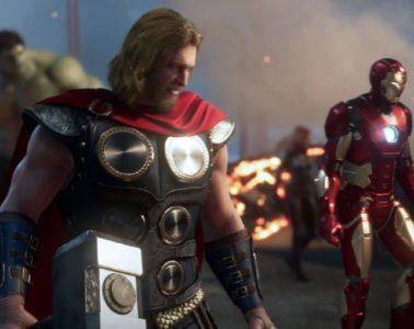 Marvel's avengers open world
