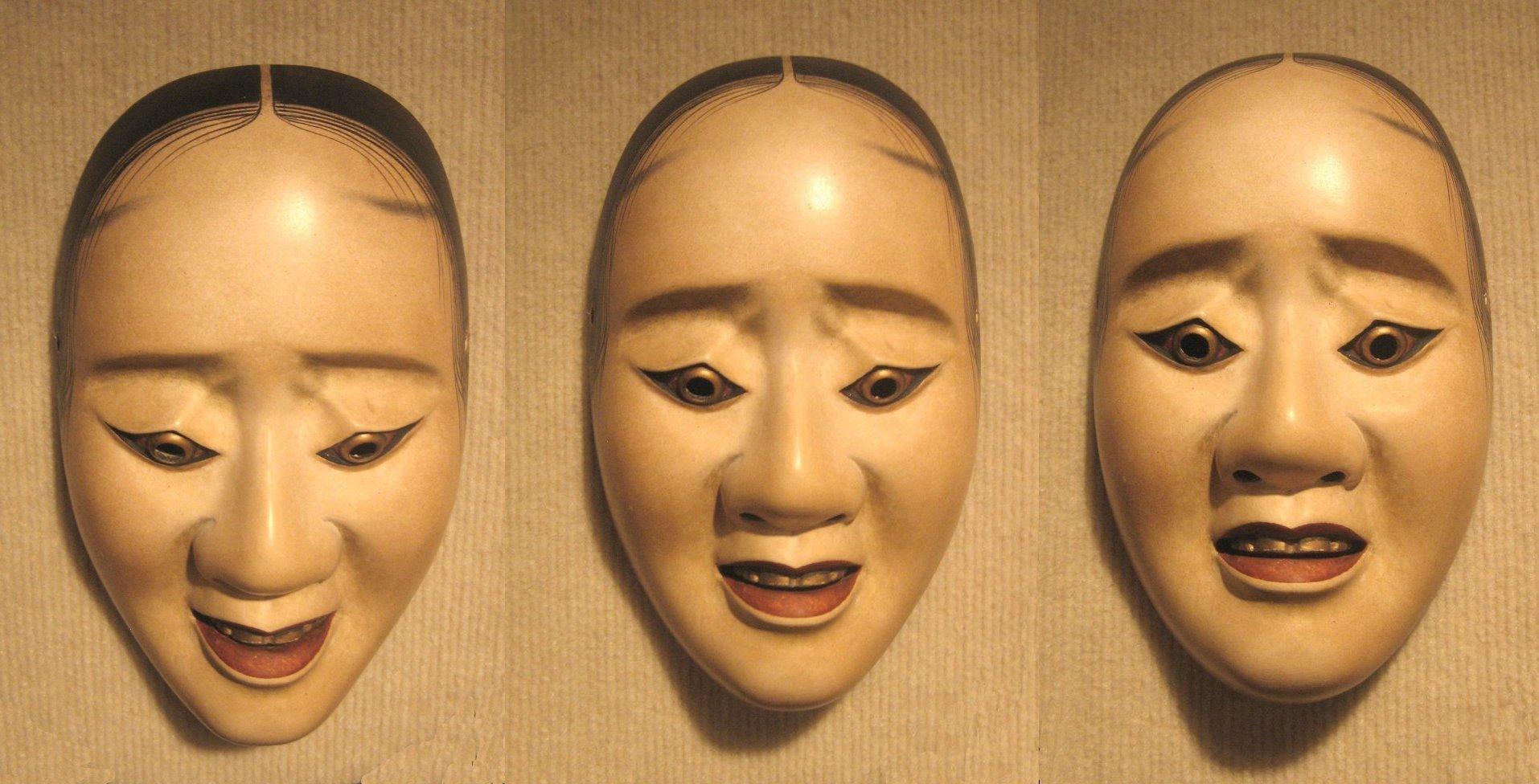 Maschere Giappone 3