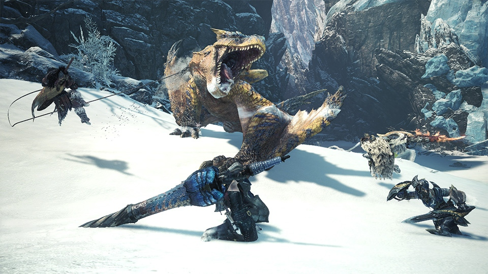 Monster Hunter Iceborne PC 00