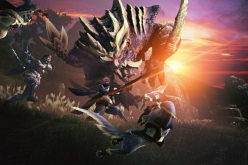Monster Hunter Rise Game Awards