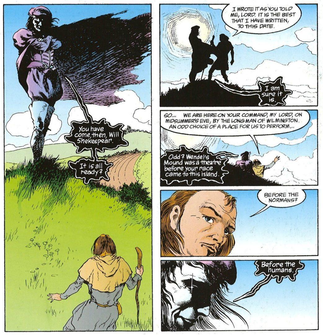 Neil Gaiman Fumetti 3