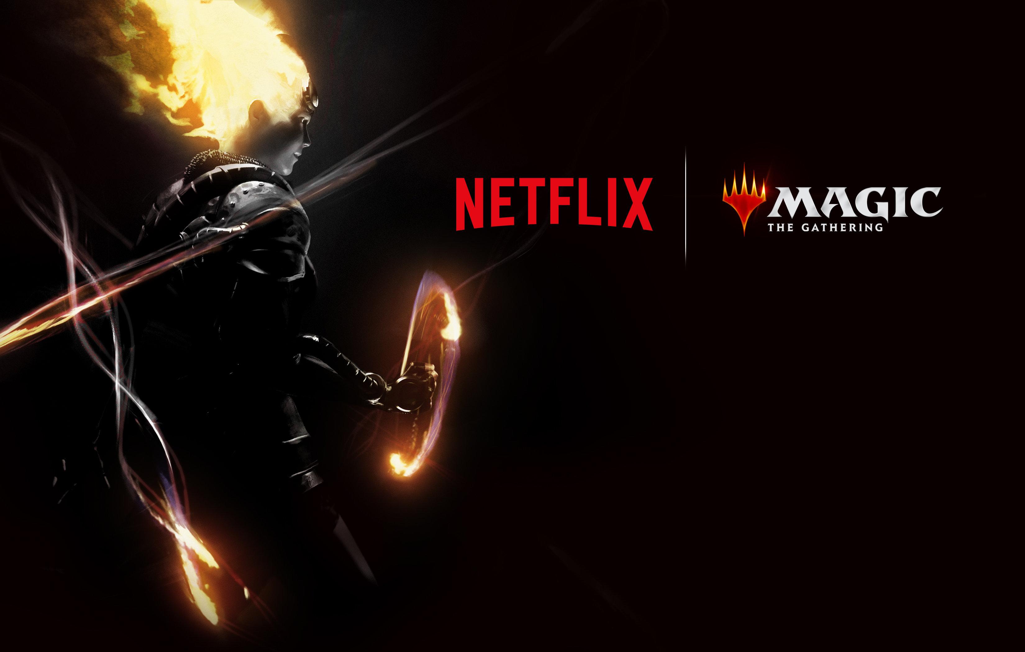 Netflix Magic Serie TV