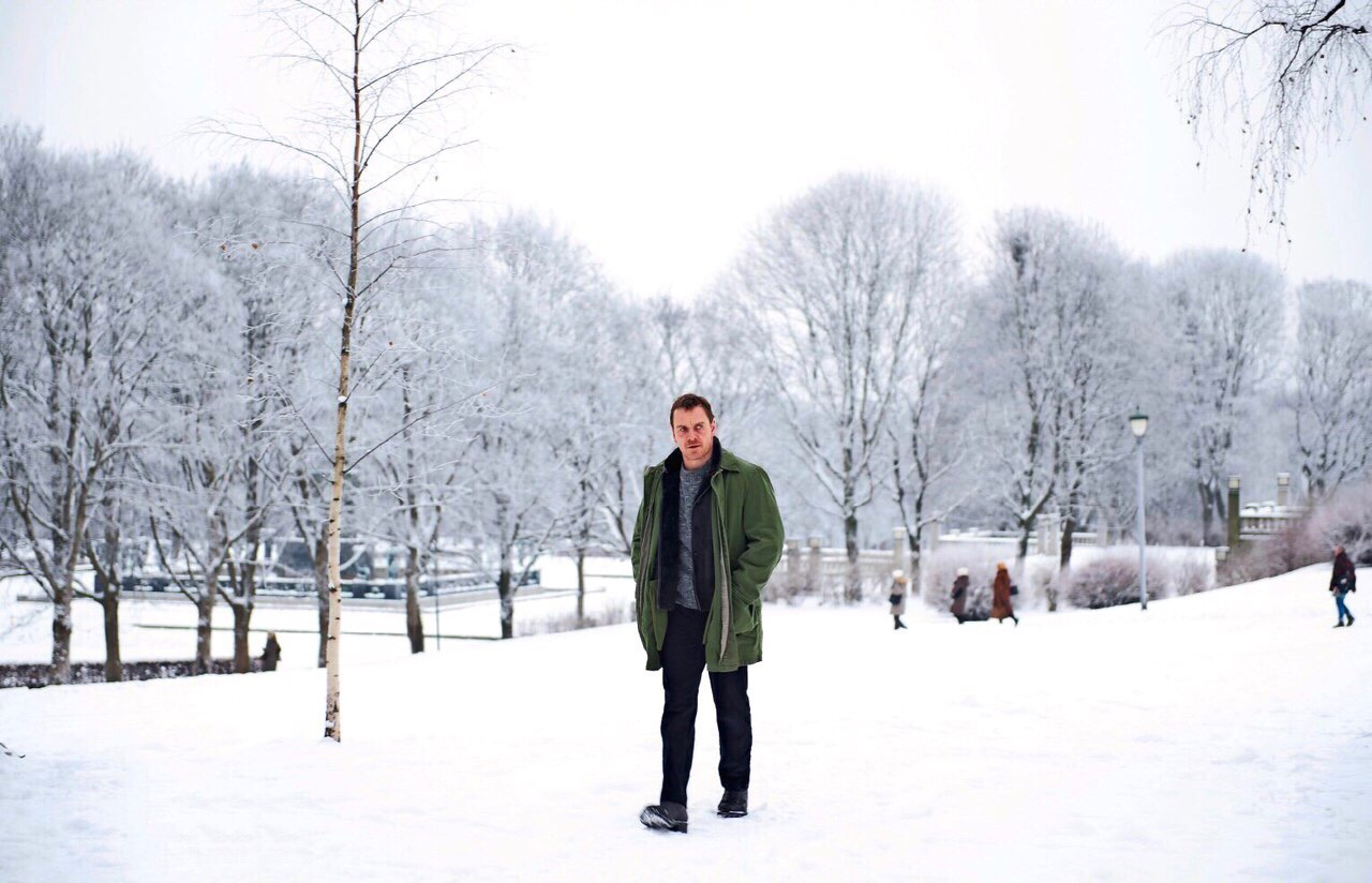 l'uomo di neve blu-ray recensione