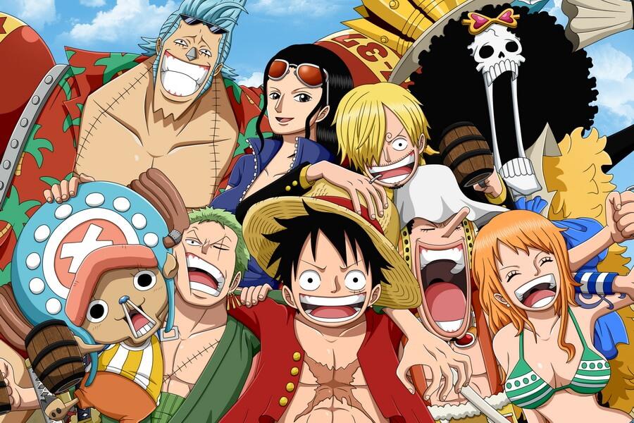 One Piece misteri