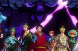 One Piece saga wano