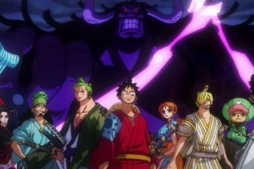 One Piece saga wano