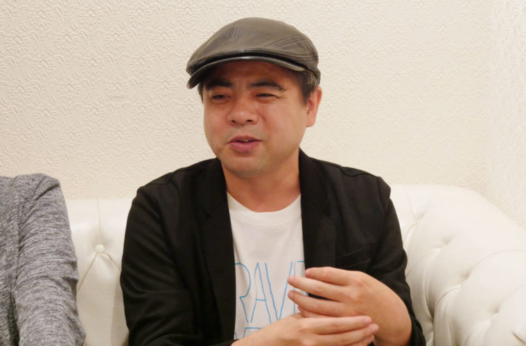 intervista Keiichiro Toyoma