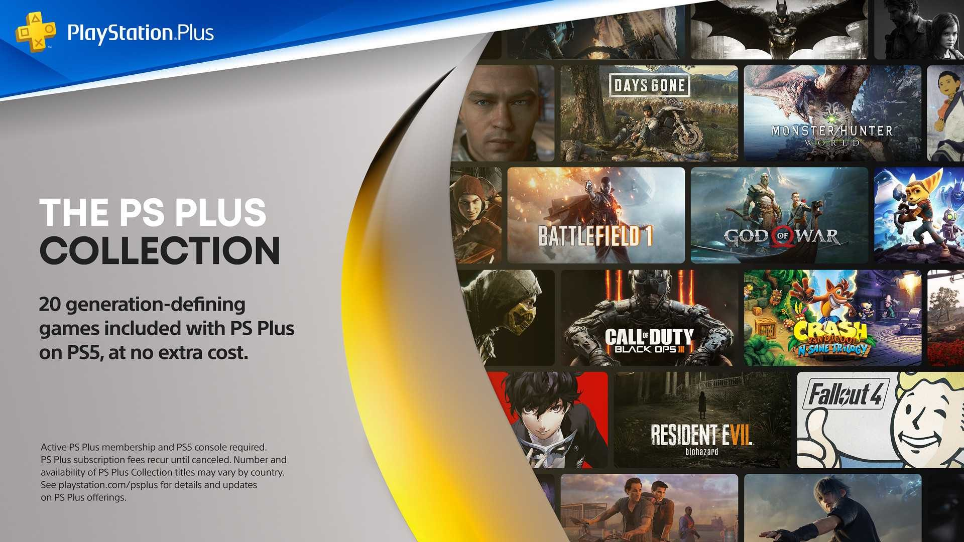 PS Plus Collection ban