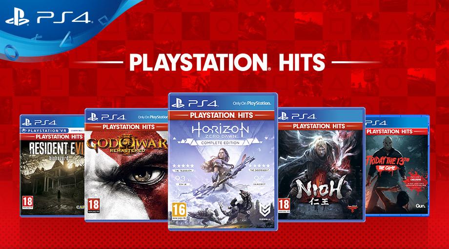nuovi giochi playstation hits