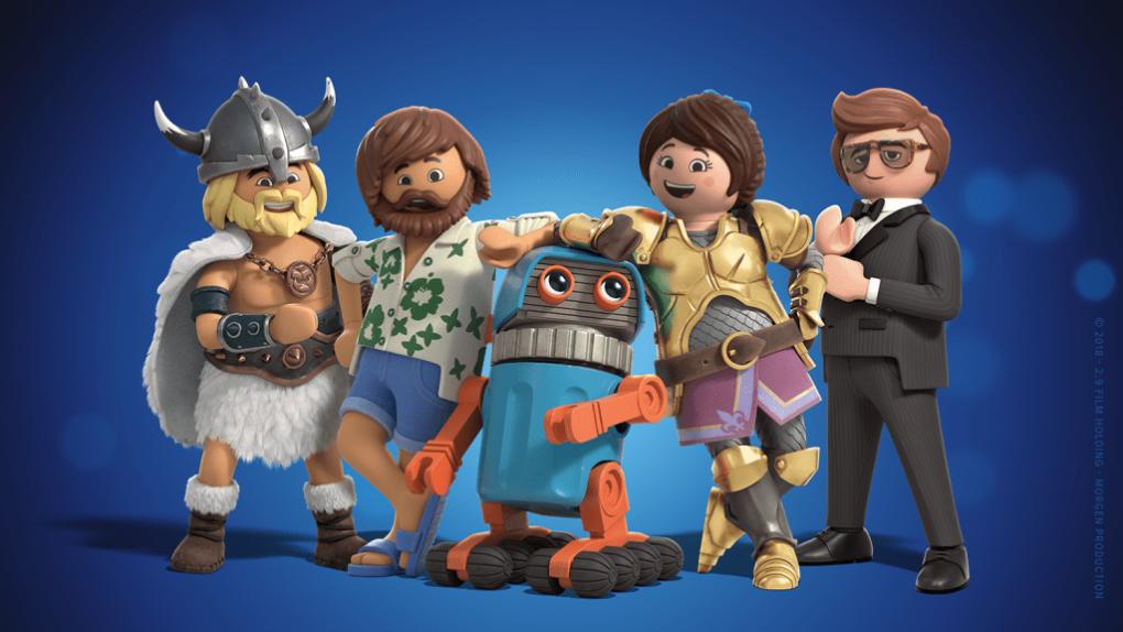 """Playmobil: The Movie"" dal 31 dicembre al cinema"