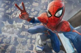 Playstation now Spider-man