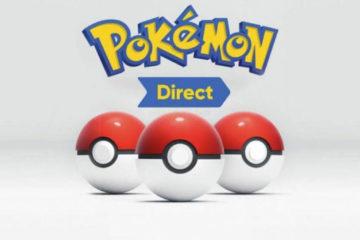 Pokémon Direct Gennaio