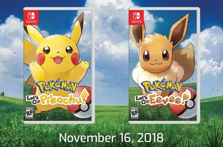 Pokémon: Let's Go