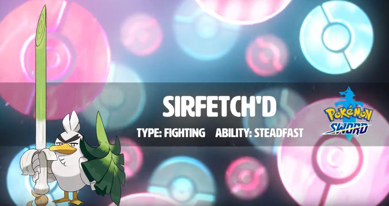 Pokémon Spada Scudo Trailer