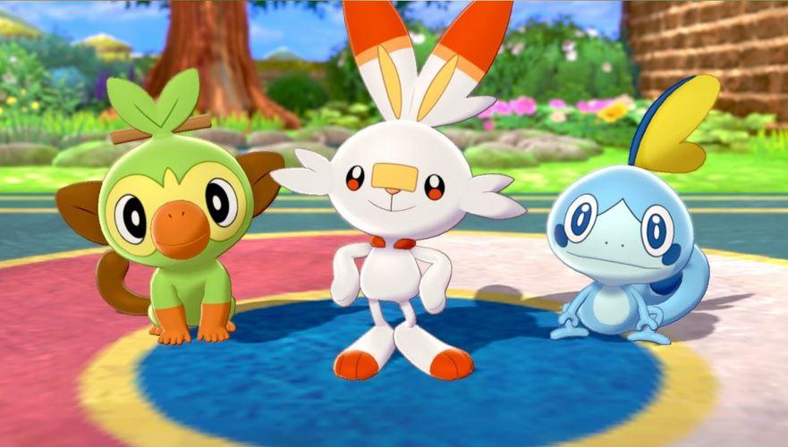 Pokémon spada scudo online