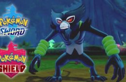 Pokémon spada scudo zarude
