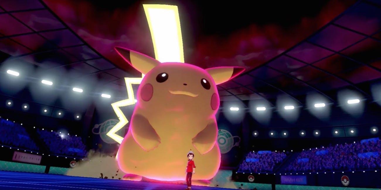 Pokemon Spada Scudo