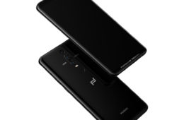 orsche Design HUAWEI Mate RS_Black_Front