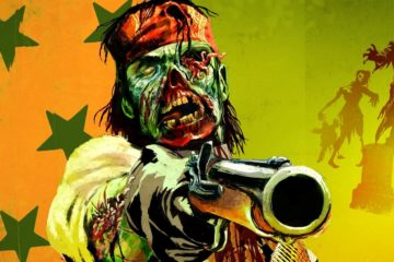 Red Dead Undead Nightmare