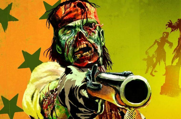 Red Dead Undead Nightmare
