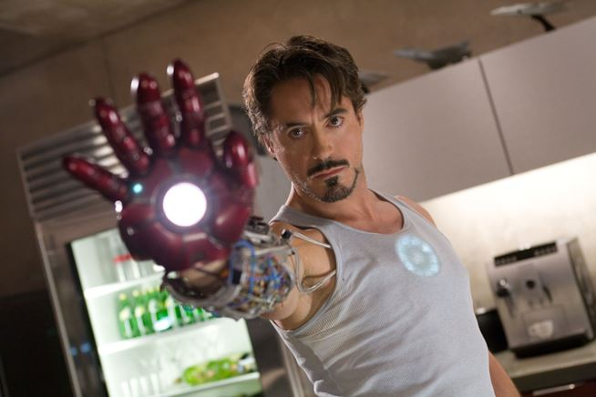 Robert Downey Jr Iron Man 04