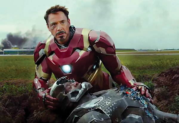 Robert Downey Jr Iron Man 05