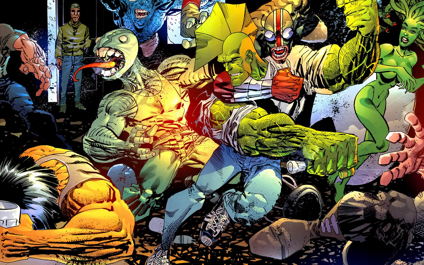 Savage Dragon 3
