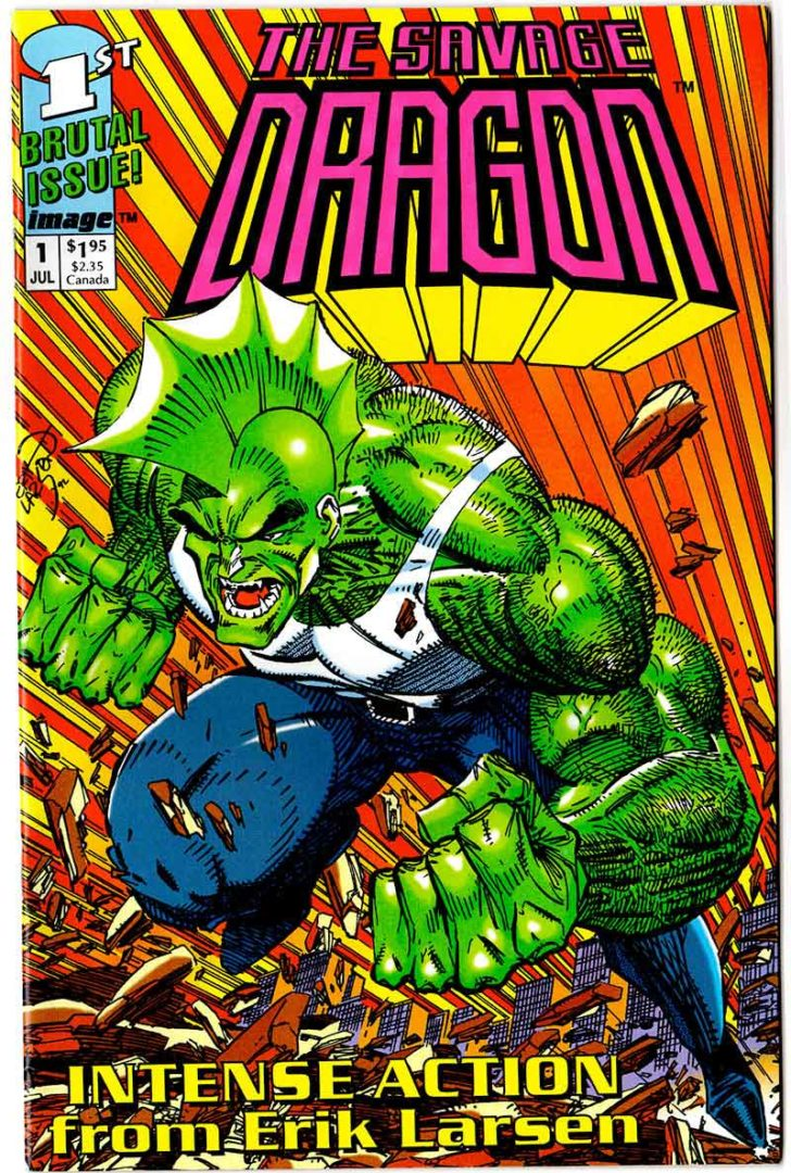 Savage Dragon 2