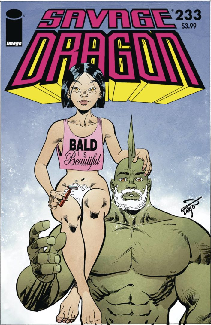 Savage Dragon 8