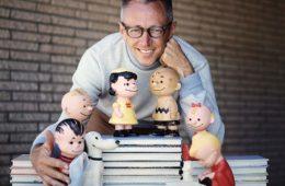 Charles Schulz, Charlie Brown, Snoopy, Peanuts