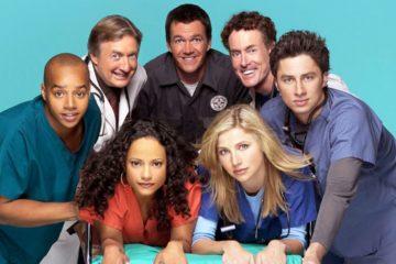 Scrubs serie tv 1