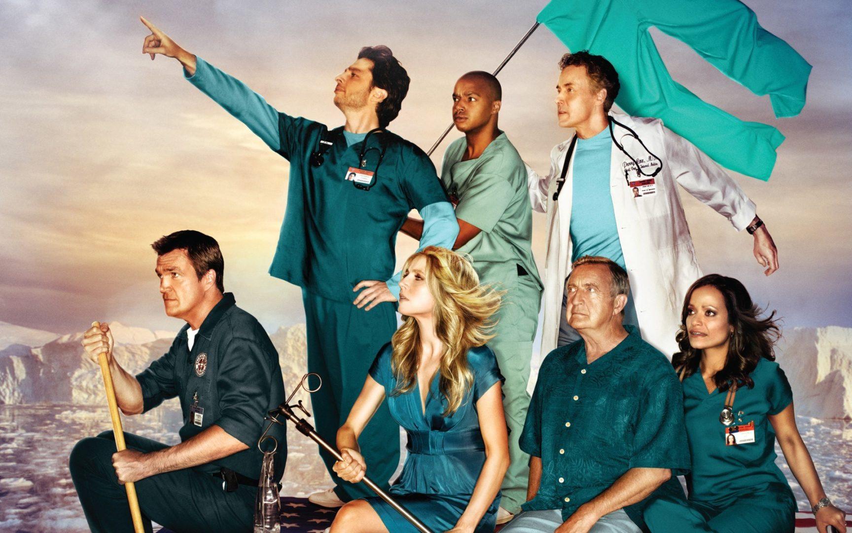 Scrubs serie tv 2
