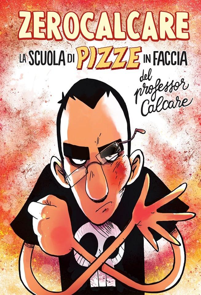Scuola pizze in faccia professor Calcare 2