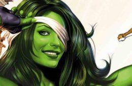 She Hulk attrice