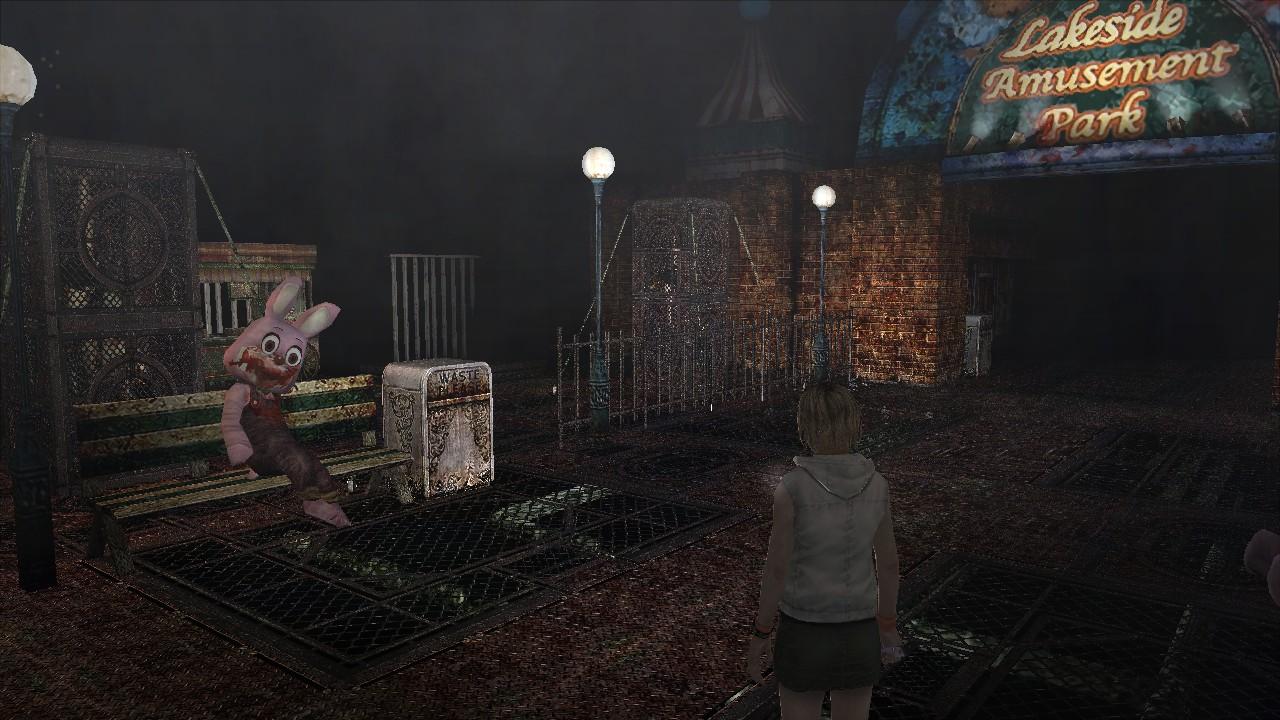 Silent Hill Lakeside Amusement Park