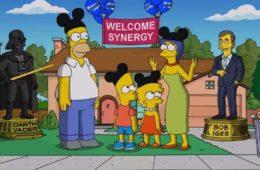 Disney+ Simpson
