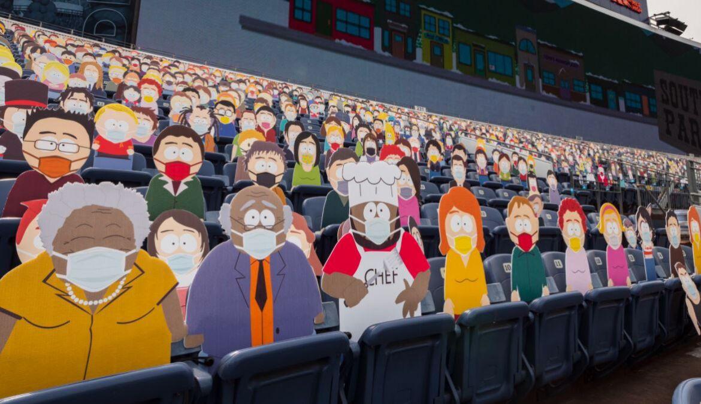 South Park Denver Broncos