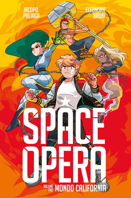 Space Opera Fumetto