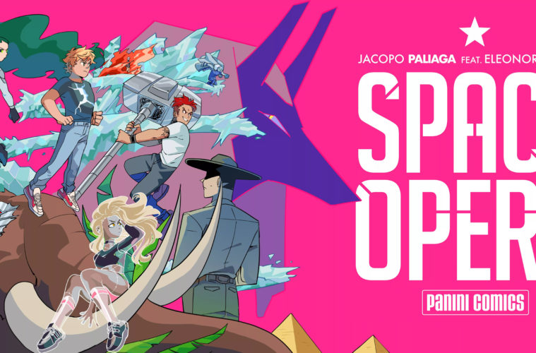 Space Opera Fumetto 1