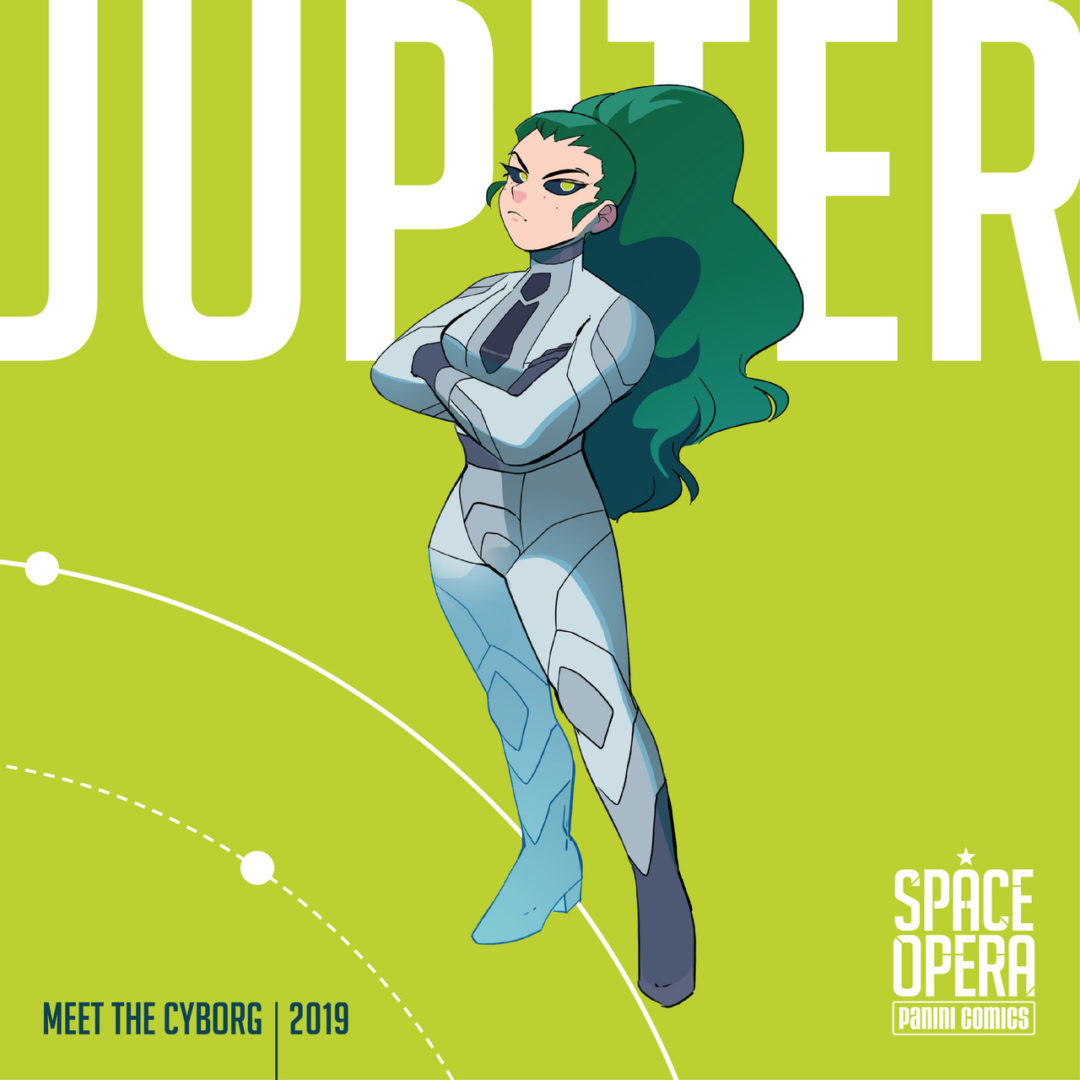 Space Opera Fumetto 3