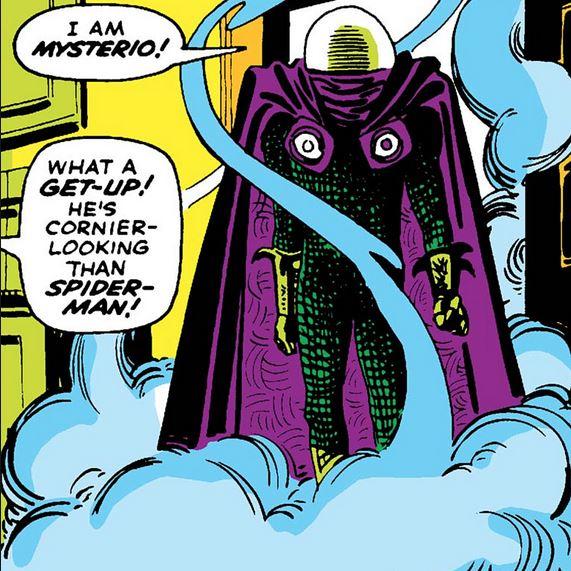 Spider-Man Mysterio