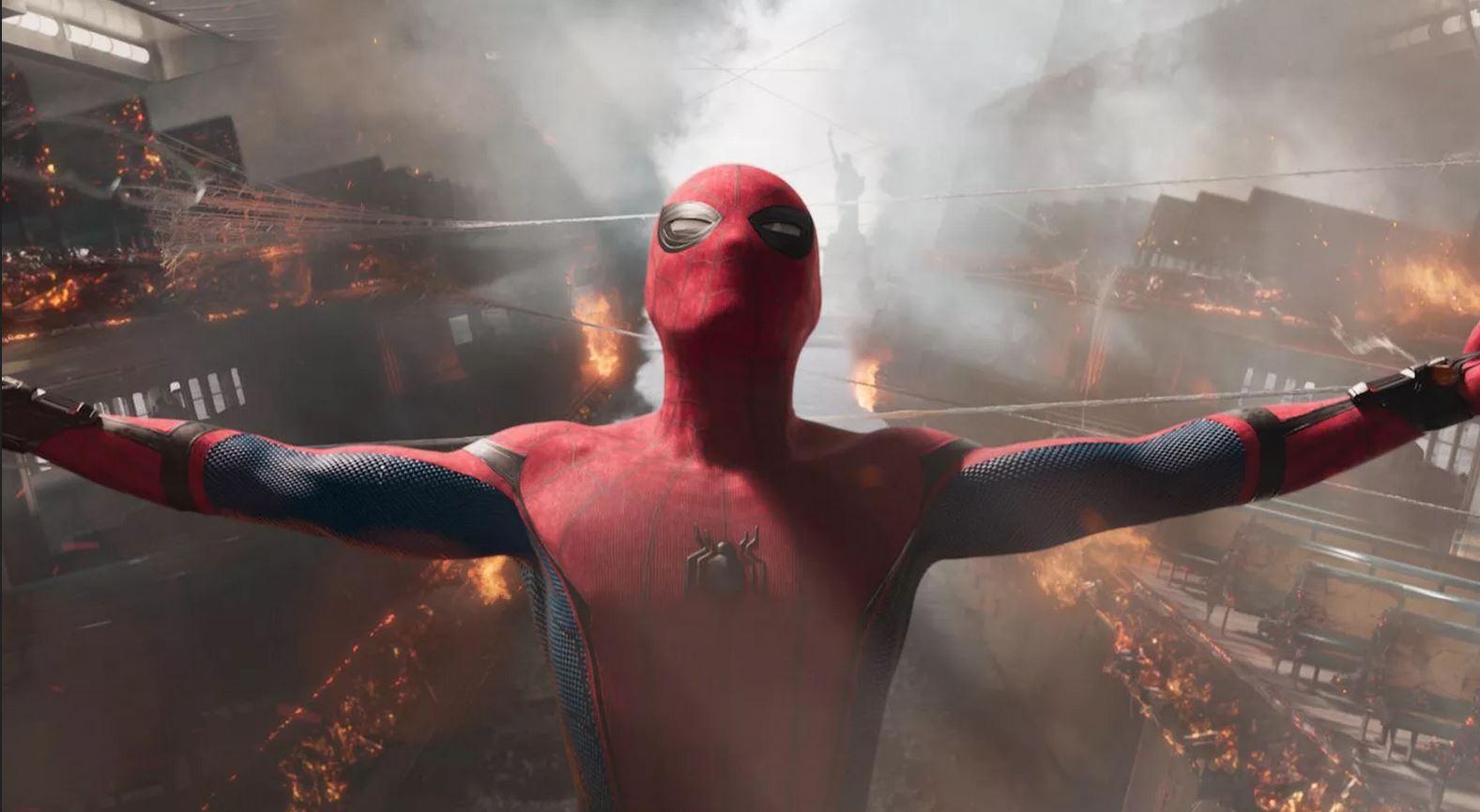 Spider-Man Sony Tom Holland D23